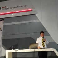 Safety Seminar & Expo bij Audi  Brussels
