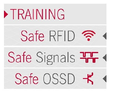 Training safe sensing