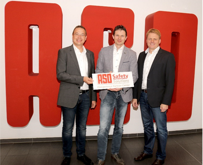 KNAP Automation officieel ASO dealer en Compentence Partner Center voor Nederland